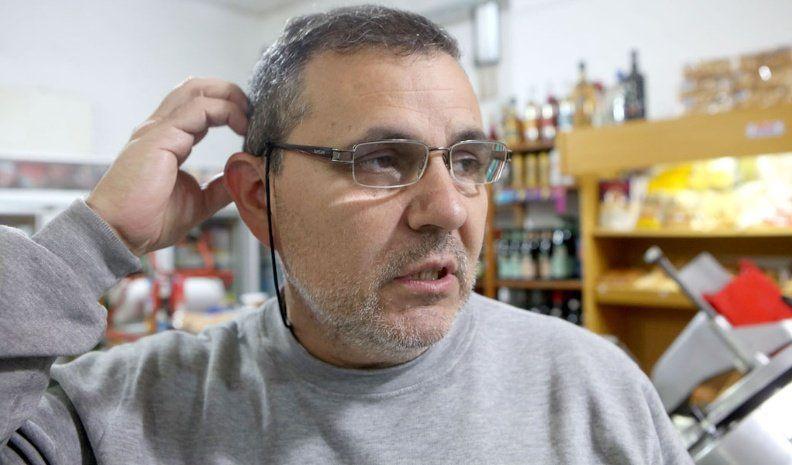 Adrián Morales. Gentileza